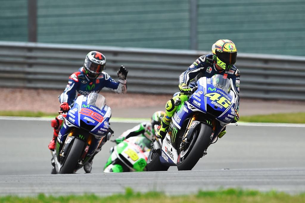 Valentino Rossi e Jorge Lorenzo entrambi pronti per Indy