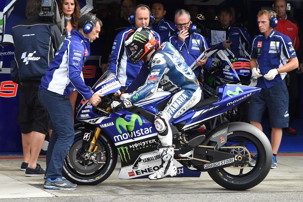 MotoGP 2014, Jorge Lorenzo, Yamaha M1