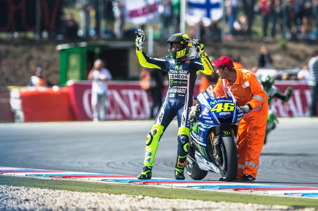 MotoGP 2014, Valentino Rossi, Silverstone lo aspetta