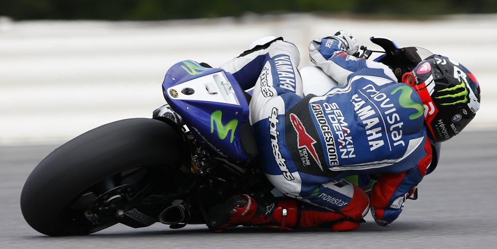 MotoGP 2014: Lorenzo,2° tempo nelle prove di ieri: M1 2014 con motore 2015