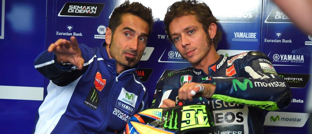 MotoGP 2014, test Brno: Valentino Rossi, 6° tempo ieri con la M1 2015