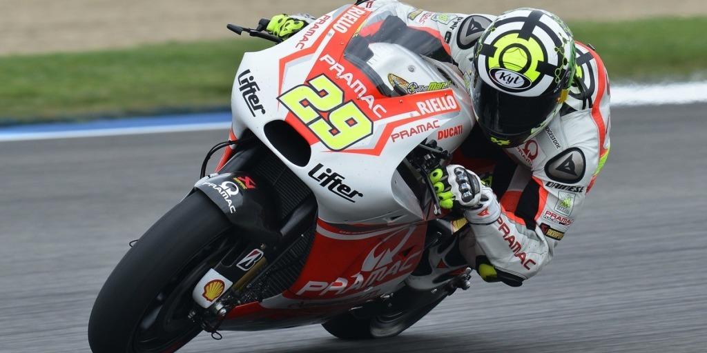 MotoGP indianapolis, Pramac Team, Andrea Iannone