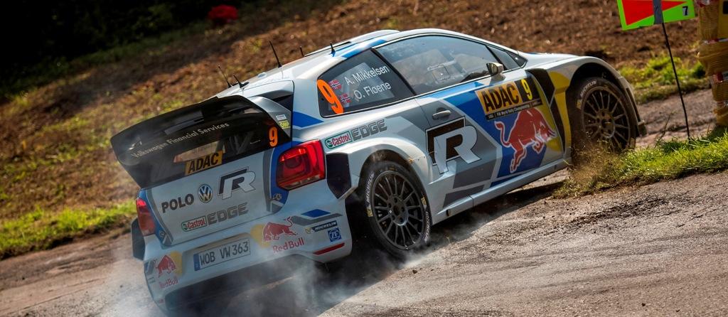 WRC 2014 Rally Germania, Team VW