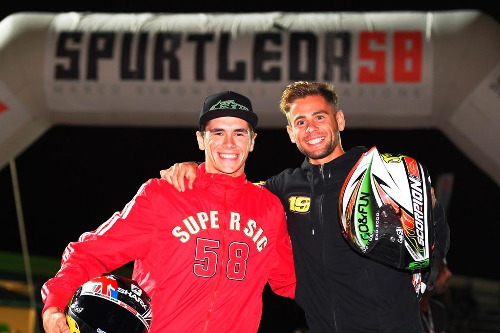 Sportelada 2014: Alvaro Bautista l'anno prossimo sarà in sella alla RSV4