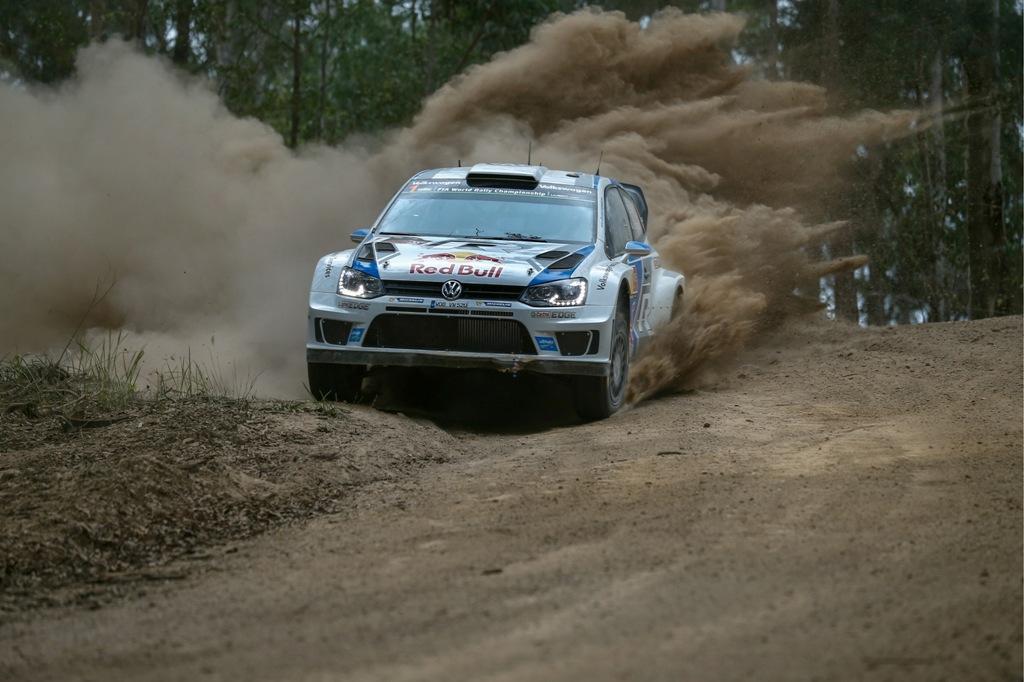 WRC 2014, Australia