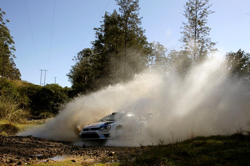WRC 2014, Australia, paesaggi magnifici per una gara unica