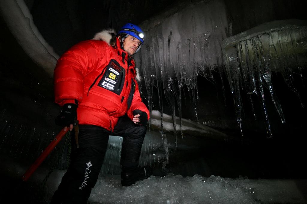 Luca Bracali esploratore a 360° sopra e all'interno dell natura più selvaggia