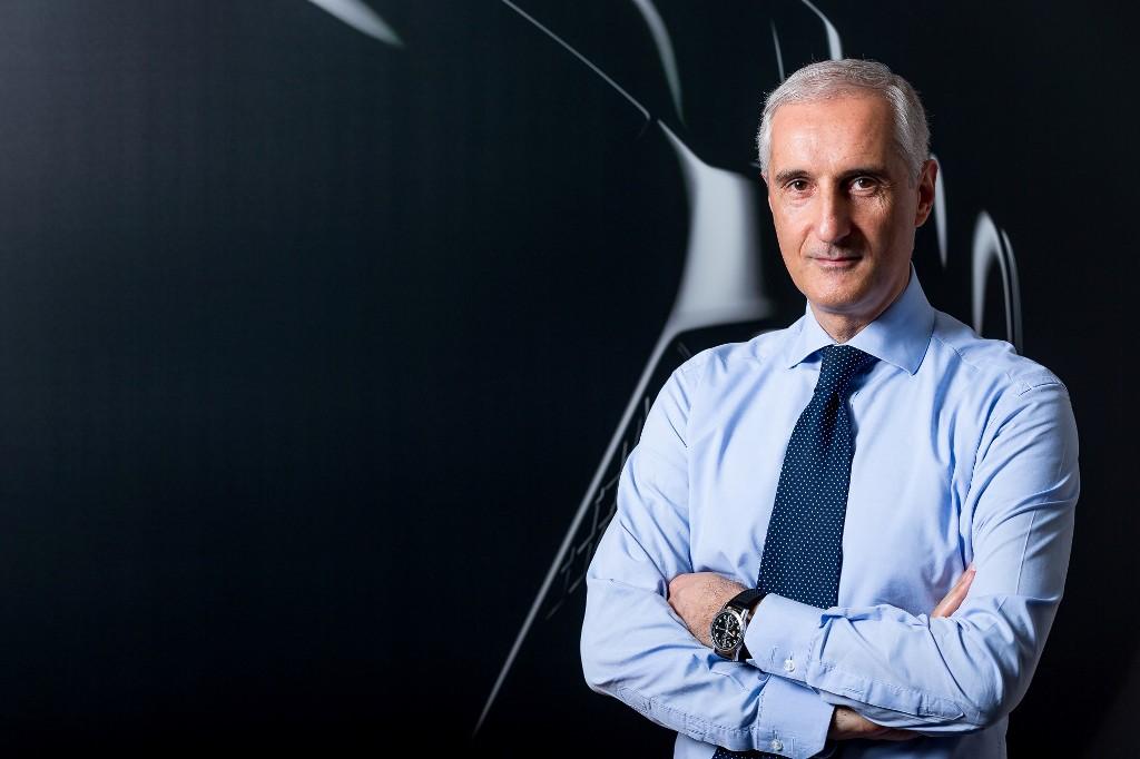 Bruno Mattucci, Amm.re Delegato Nissan Italia