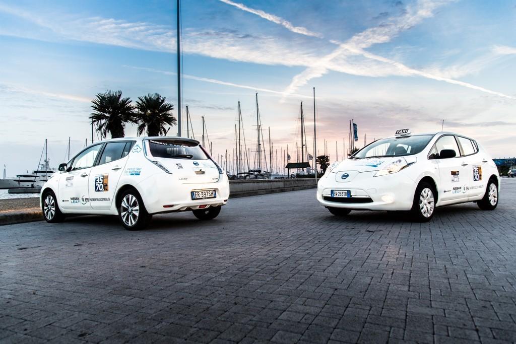 Nissan Lead è un progetto che nasce su un'auto nuova senza desinenze di derivazione
