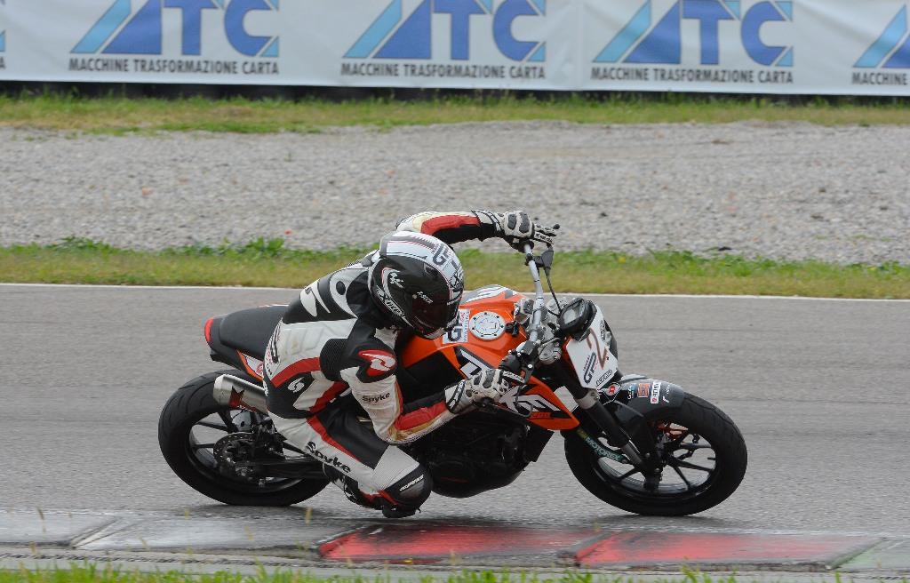 Duke Trophy 2014: Paolo Arioni ha vinto il Round 4