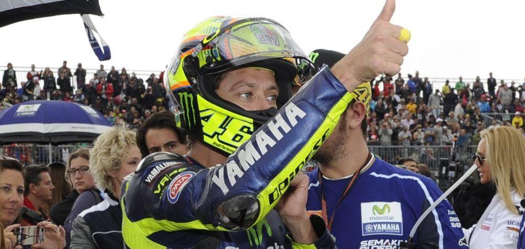 Valentino Rossi, rider ok! Ora lo aspettano tre gare importanti