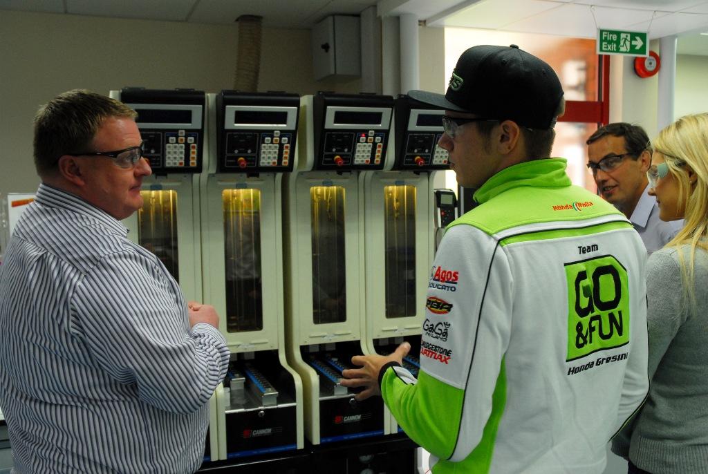 MotoGP 2014: Scott Redding alla Castrol