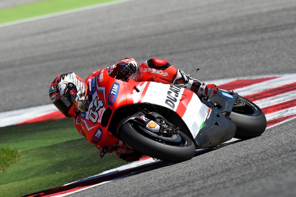 MotoGP 2014: Andrea Dovizioso e la GP14, grande stagione per lui fin'ora