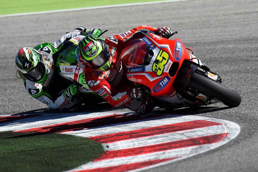 MotoGP 2014: Cal Crutchlow, ultima stagione in Ducati per lui