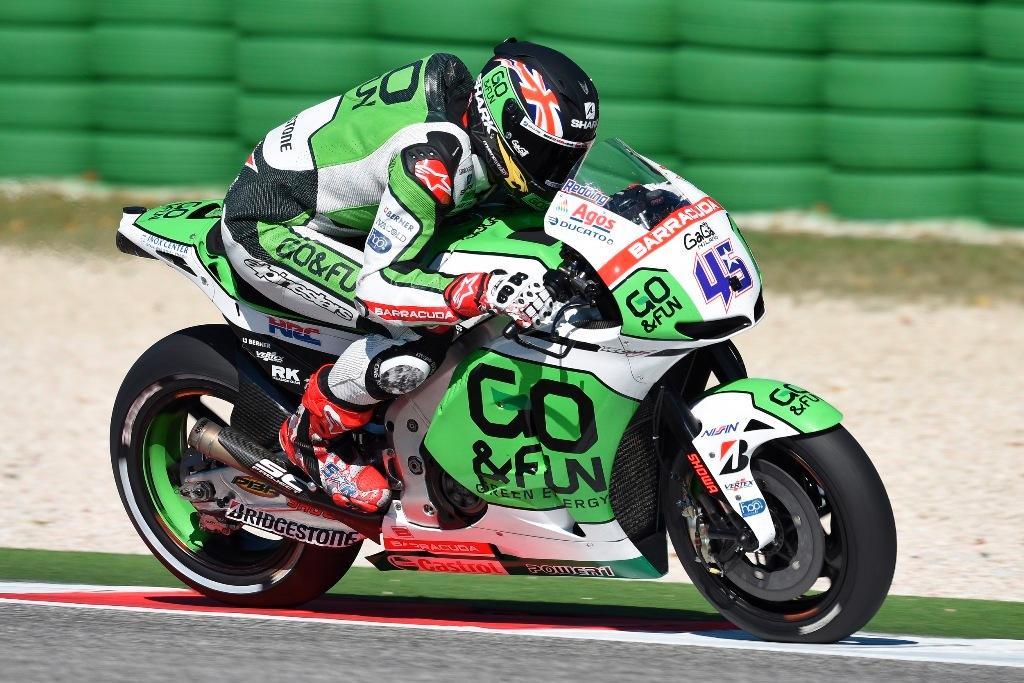 MotoGP 2014. Scott Redding, finale di stagione in crescita per lui