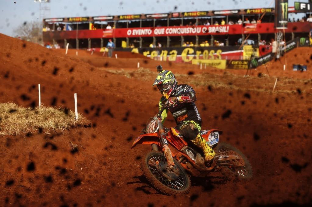 MX 2014: Tony Cairoli in Brasile round 16 del mondiale