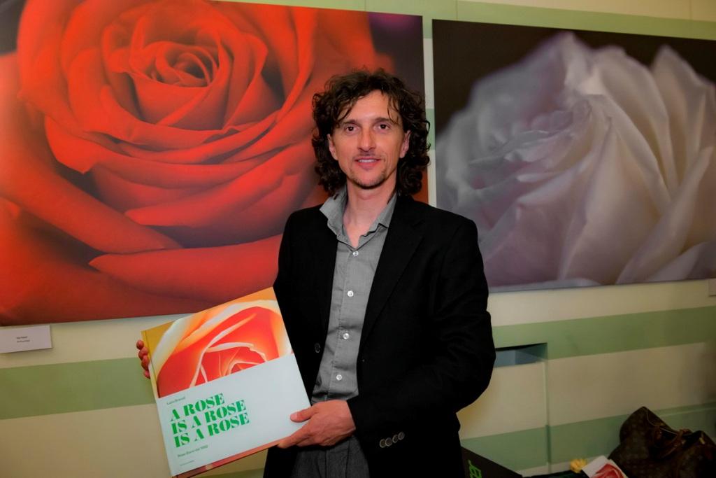 Luca Bracali, personaggio poliedrico ed anche scrittore sensibile