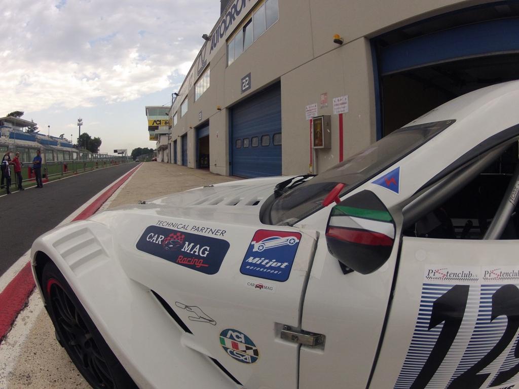 Mitjet 2014 ci si prepara al contest 2015 con la Series italiana