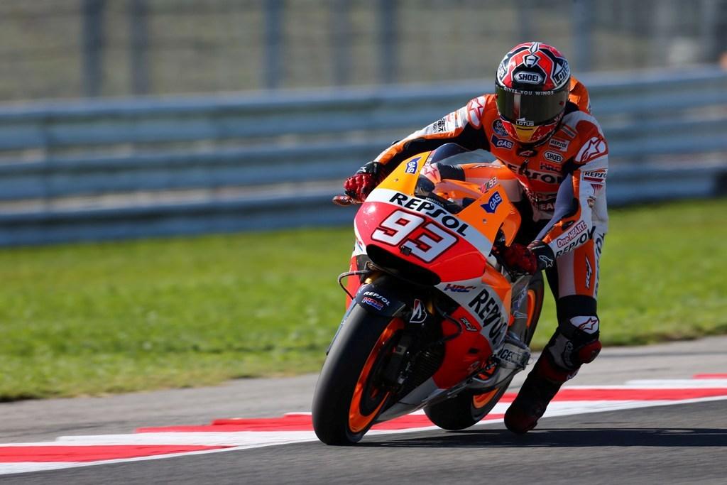 MotoGP 2014: Marc Marquez arriva ad Aragon davanti al suo pubblico
