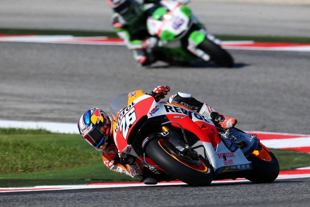 MotoGP 2014: Dani Pedrosa , 2° in classifica, ad un punto da Valentino Rossi