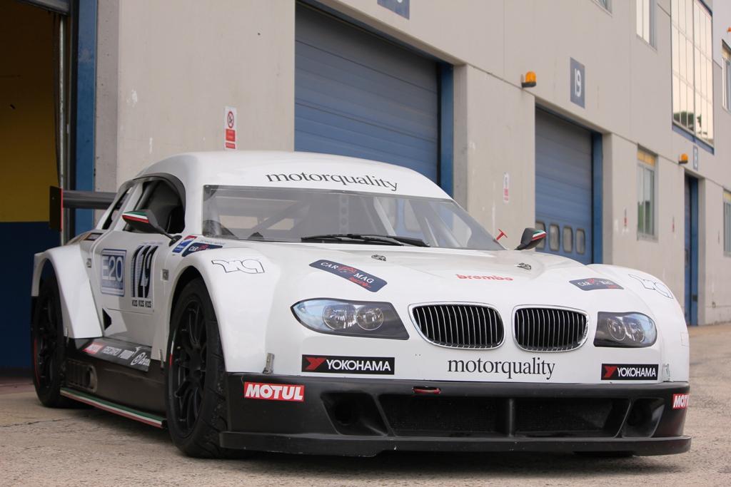 Mitjet 2014: l'aggressivo frontale DTM BMW dei tre disponibili