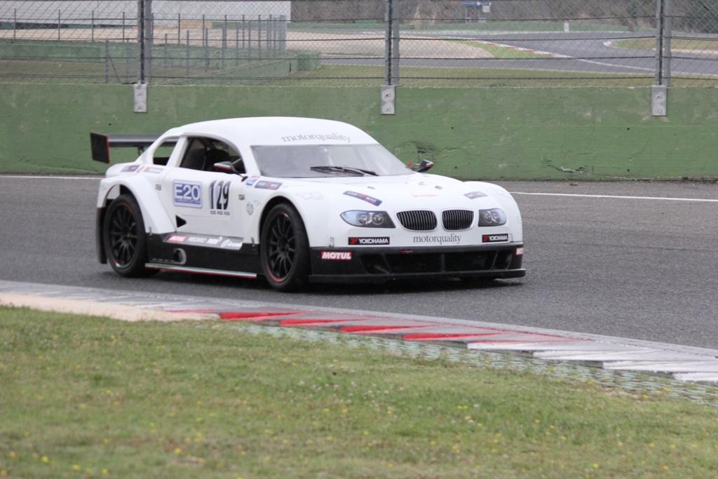 Mitjet 2014: il test di Vallelunga rivela una vettura divertente oltre che dinamica
