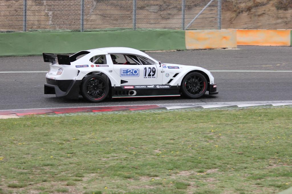 Mitjet 2014, il test a Vallelunga pre gara di settembre