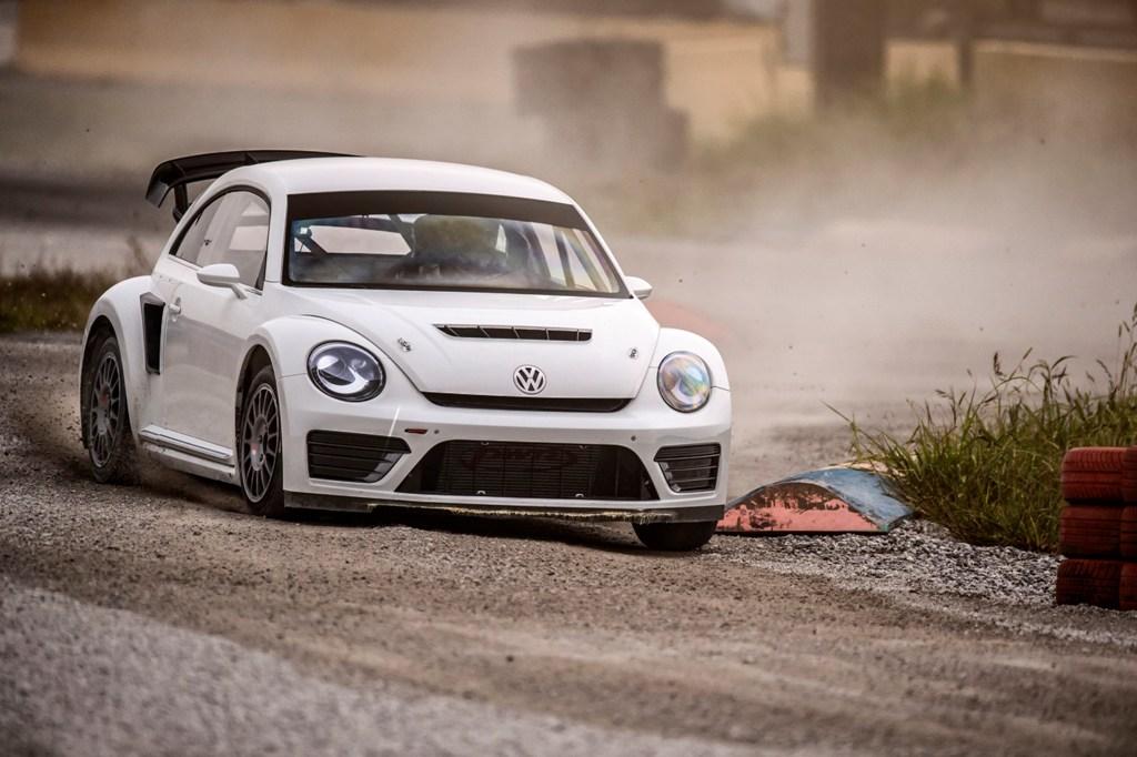 Global Rallycross: la new bettle da 544 Cv debutta a Los Angeles