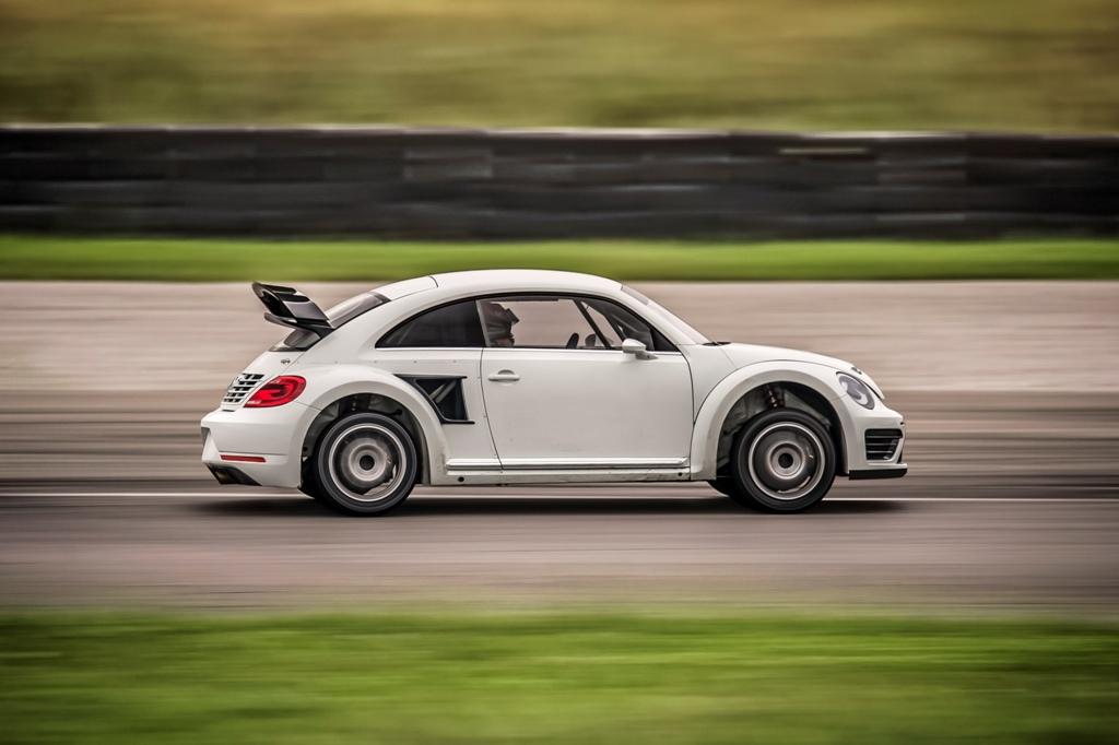 GRC 2014: la vettura è stata sviluppata dai tecnici VW con a capo Jost Capito