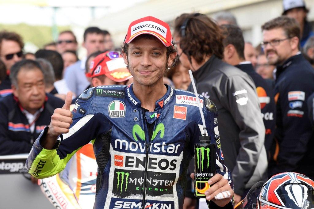 MotoGP 2014: Valentino Rossi, 3° in Inghilterra/Silverstone