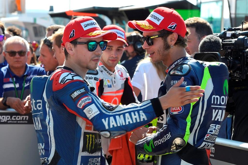 MotoGP 2014: Rossi e Lorenzo faranno del tutto per rendere dura la vita a Marquez