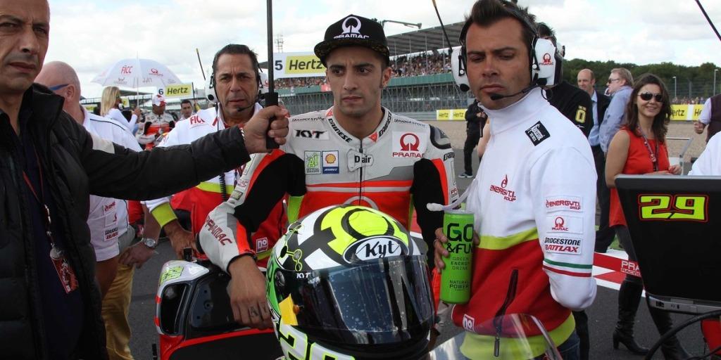 MotoGP 2014: Problemi di feeling per Andrea Iannone/Pramac Racing