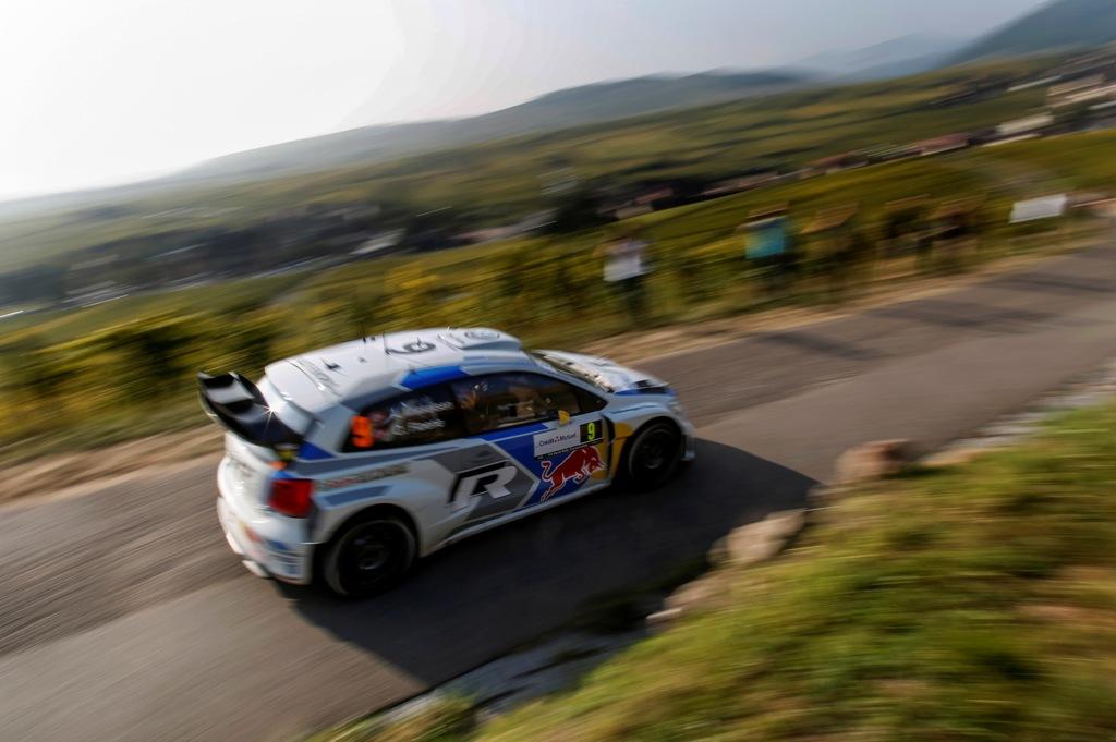WRC 2014: in Francia non si è deciso il titolo piloti