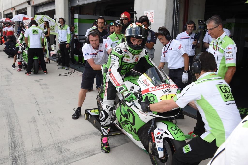 MotoGP 2014: Alvaro Bautista deve concretizzare una stagione non facile