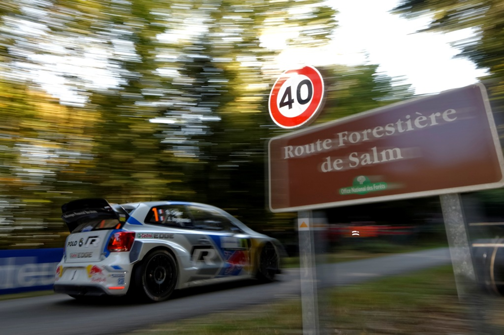 WRC 2014, Francia: titolo piloti rimandato, ma Ogier è al comando con 27 punti di vantaggio