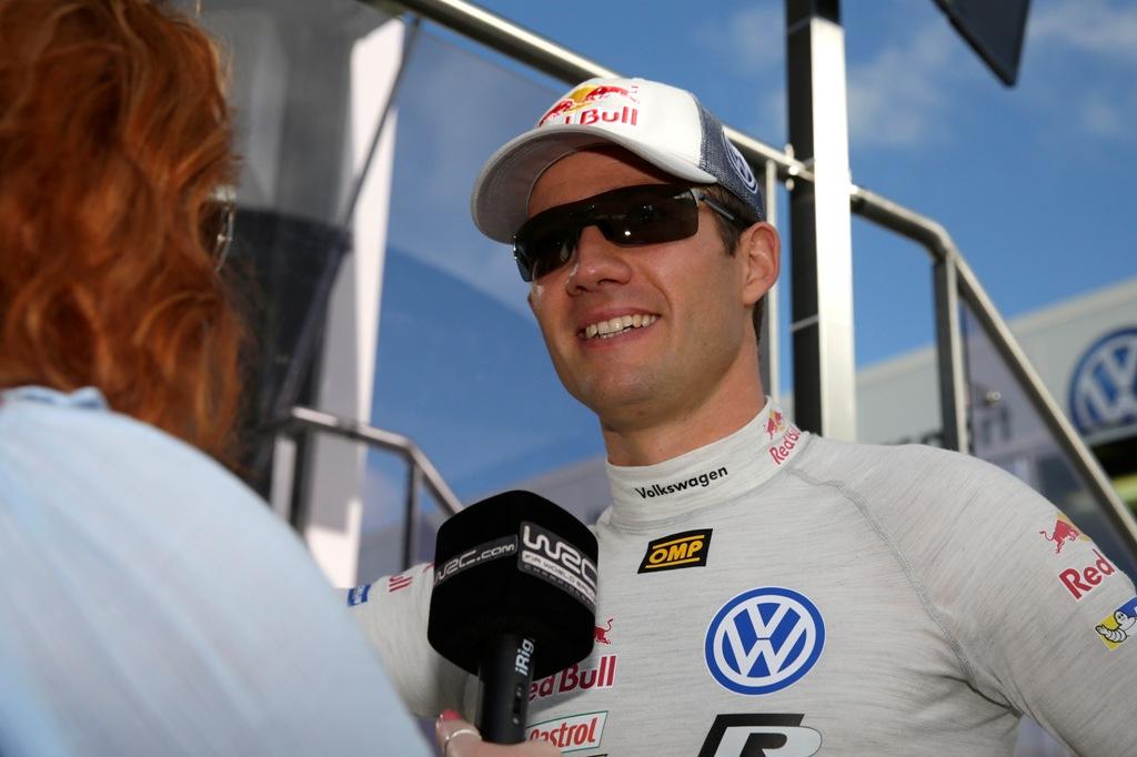 WRC 2014, Spagna, Sebastien Ogier VW 2014