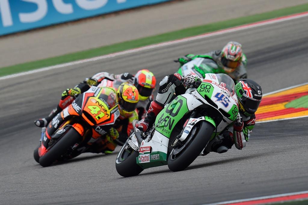 MotoGP 2014: Scott Redding ottimo Rookie 2014