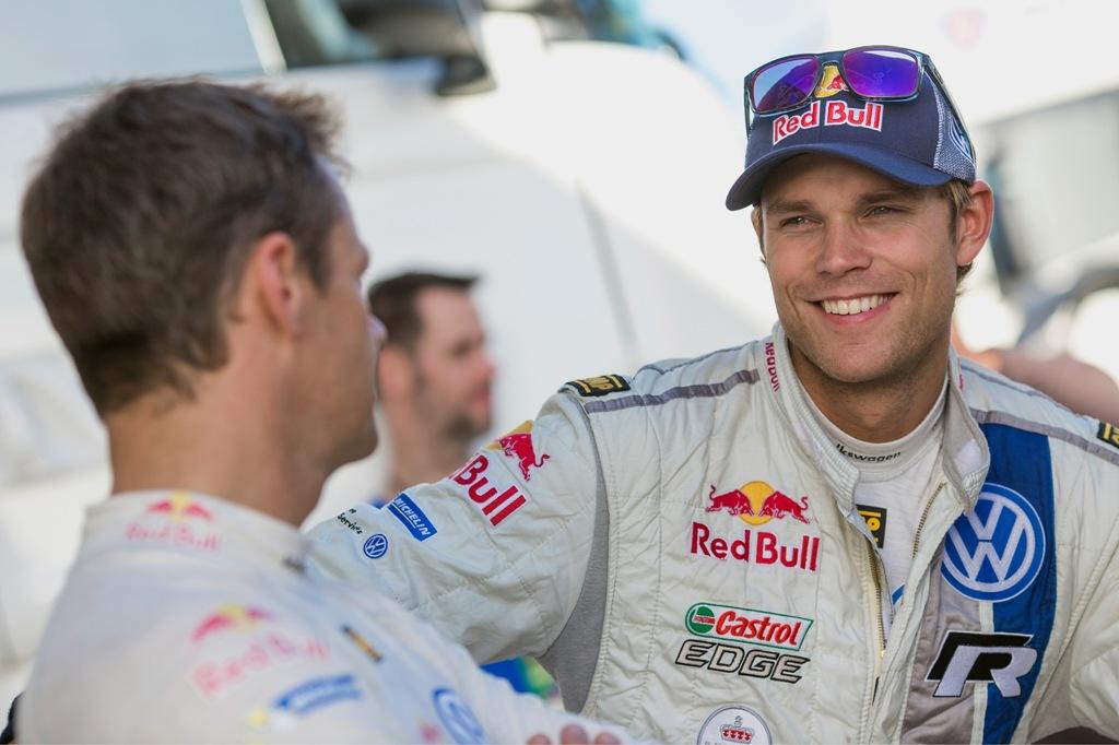 WRC 2014, Spagna, Andreas Mikkelsen