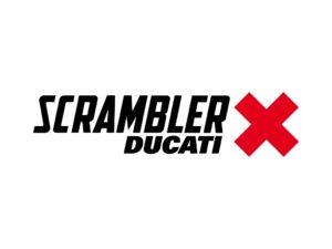 Il logo della  Scrambler Urban Enduro