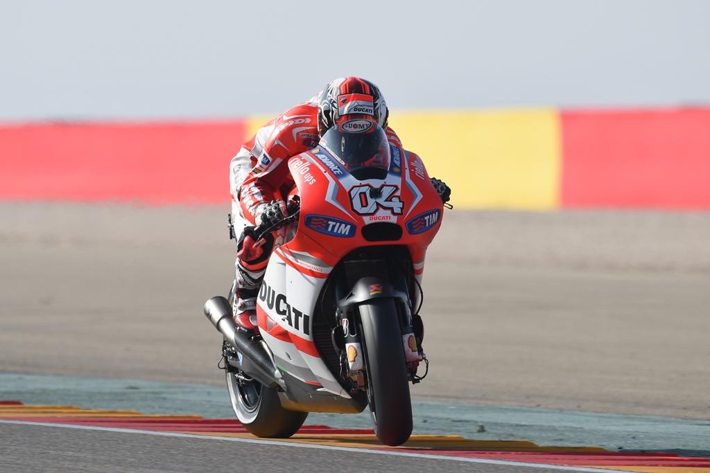 MotoGP 2014: Andrea Dovizioso Aragon 2014, domenica si corre a Motegi/Giappone