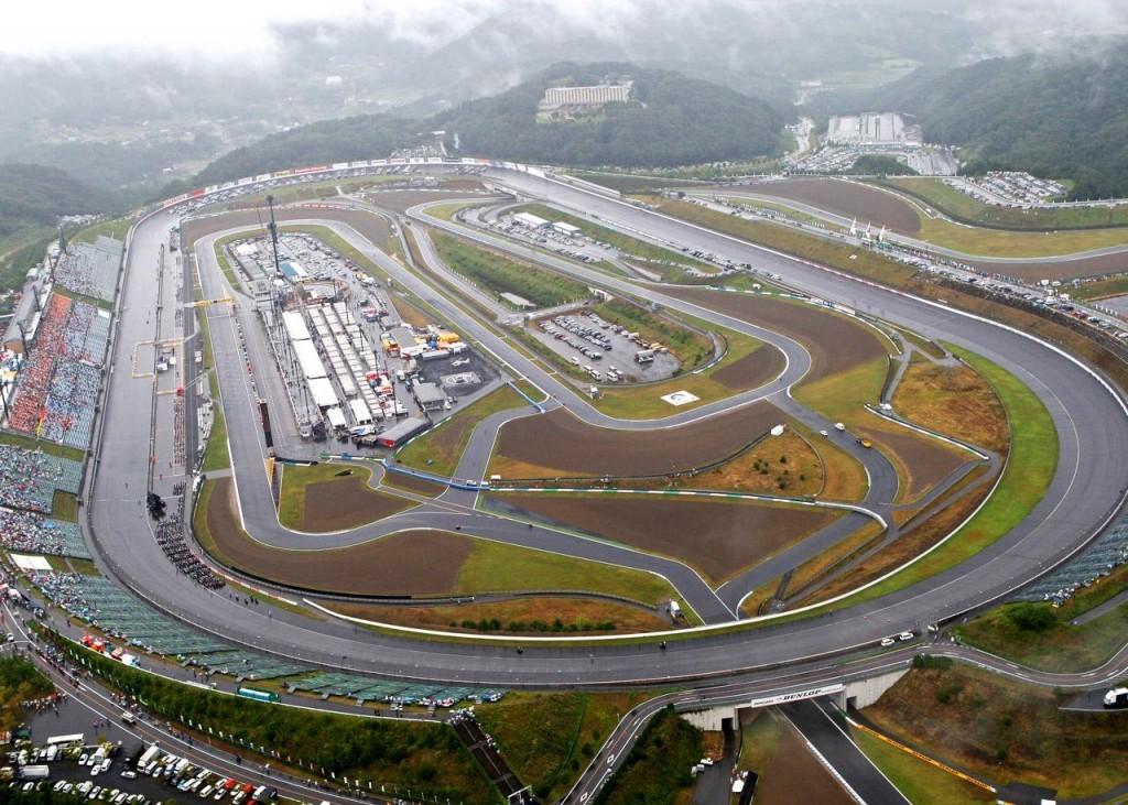 MotoGP 2014: la pista di Motegi in Giappone