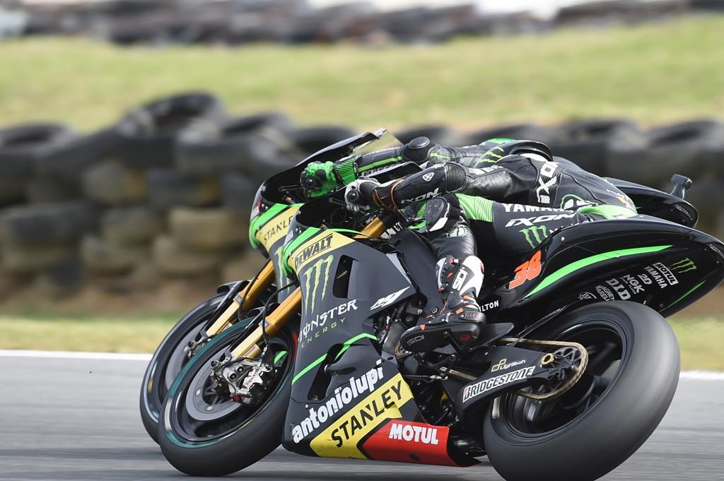 2014 MotoGP: Bradley Smith, terzo in Australia