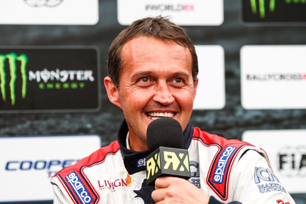 Franciacorta 2014 RX: Gigi Galli è tornato in pista per il Rallycross Round 10