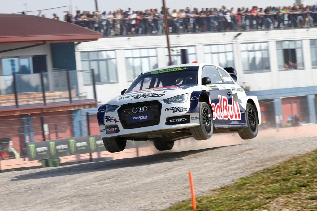 Franciacorta 2014 RX: lo spettacolo del Rallycross a Franciacorta non è mancato