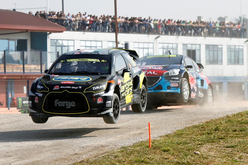 RX Franciaciorta Round 10: pista veloce, salti e spettacolo nella prova italiana RX