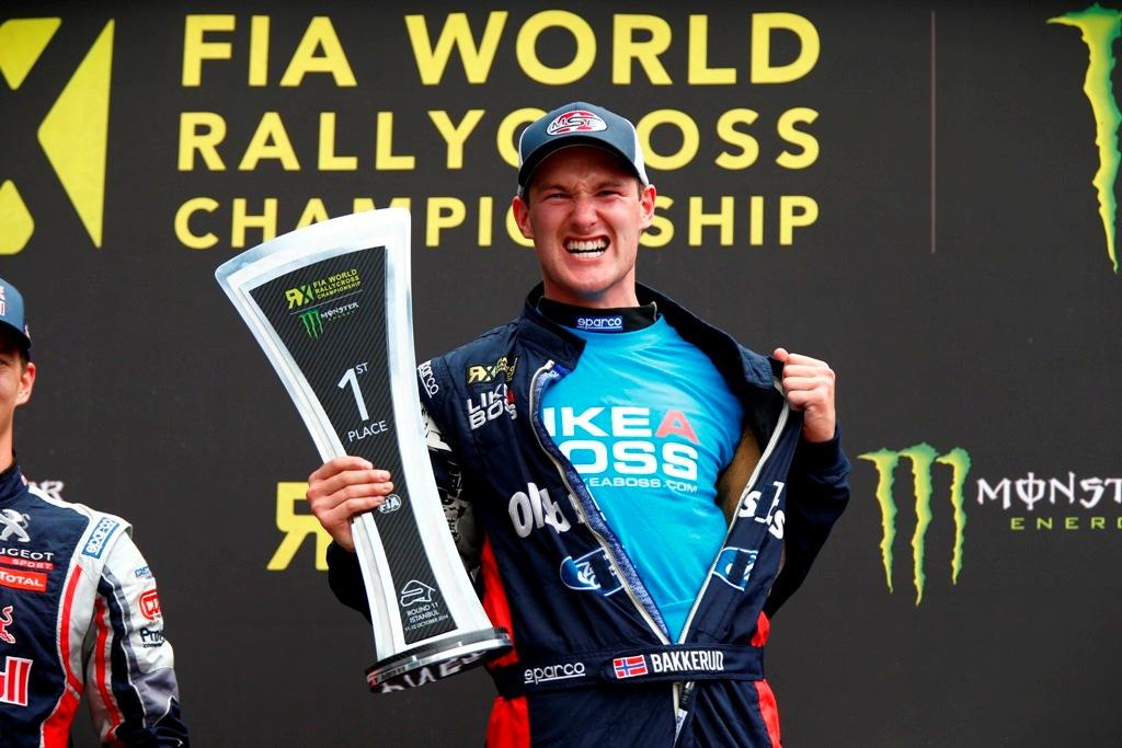 WRX FIA 2014: Andreas Bakkerud vincitore al GP della Turchia