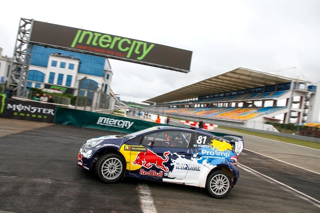WRX 2014, FIA RX, Timmy Hansen