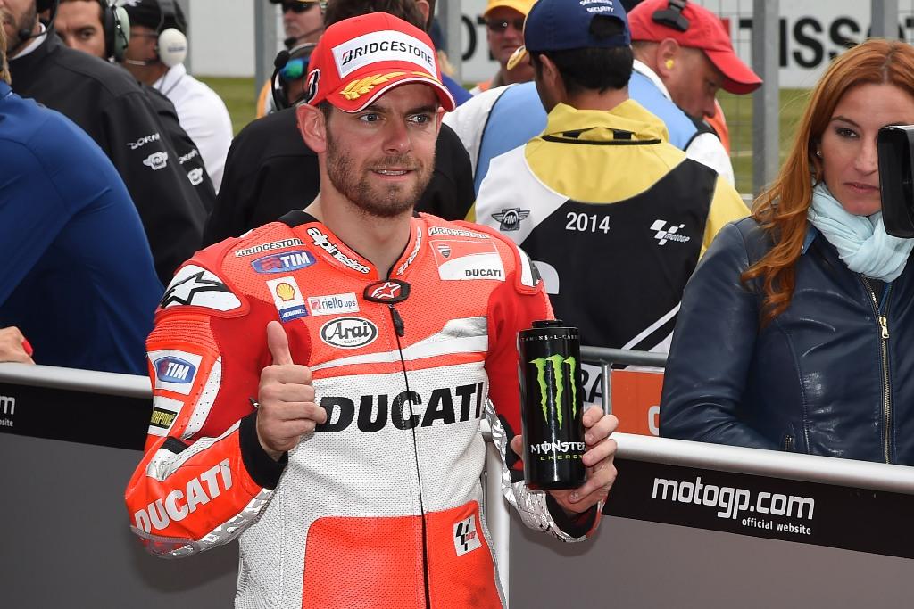 MotoGP 2014: Crutchlow dopo la caduta in Australia vuole correre per il podio