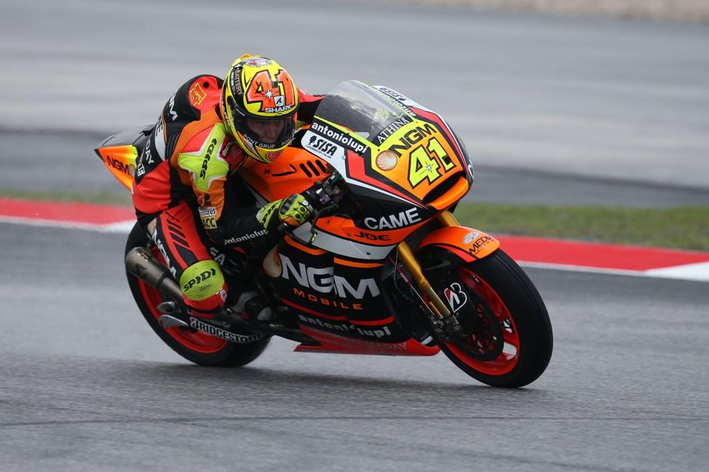 MotoGP Sepnag 2014: Aleix Espargaro velocissimo con il 2° posto nelle FP