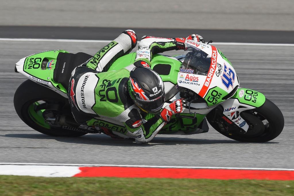 MotoGP 2014, Sepang: Scott Redding non ha chiuso con buoni tempi la FP